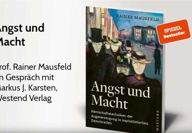 Buchcover Rainer Mausfeld: Angst und Macht