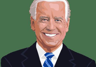 Illustration von Joe Biden