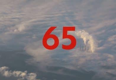 Zahl der Woche: 65