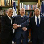 Netanjahu endlich entmachtet, die Koalition aus 8 sehr unterschiedlichen Parteien ist fragil