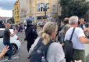 Corona-Proteste werden zu Berliner Polizeidesaster