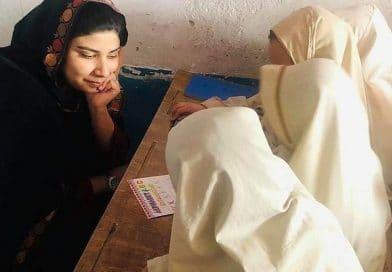 Pashtana Durrani im Interview über Frauen in Afghanistan