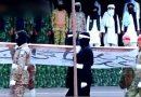 Groteske Taliban-Parade