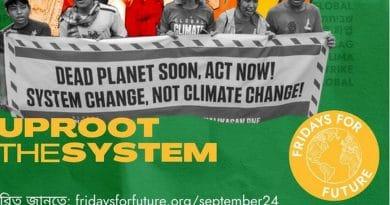 Klimaangst grassiert unter den jungen Menschen weltweit