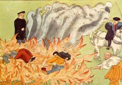 Manfred Lütz erklärt im Interview wie das Christentum zur Hexenverbrennung stand