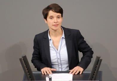 Ehemalige AfD Chefin Frauke Petry im Interview