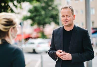 Die LINKE Politiker Klaus Lederer im Interview mit Krass & Konkret