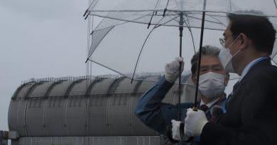 Fukushima: Regierung drängt auf Verklappung der 1,2 Millionen Tonnen verseuchten Wassers