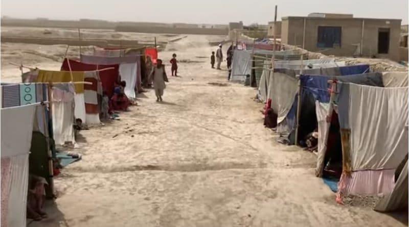 In Afghanistan droht der Kollaps