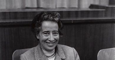 """Zur Bedeutung von Hannah Arendts """"Eichmann in Jerusalem"""""""