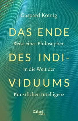 Buchcover: Gaspar Koenig
