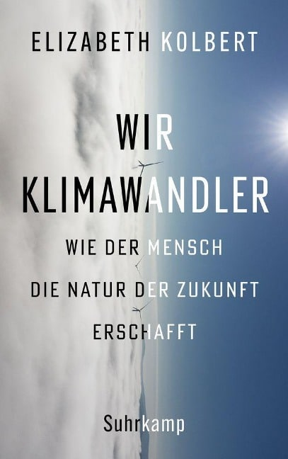 Buchcover: Kliawandler - Elisabeth Kolbert