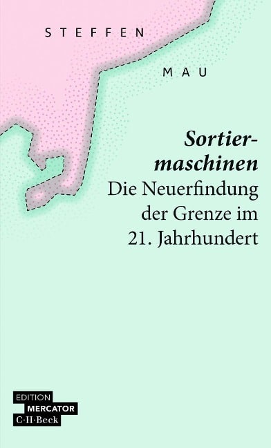 Buchcover: Steffen Mau - Sortiermaschinen