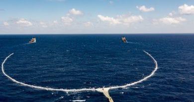 Ocean Cleanup: Jetzt soll die große Aufräumarbeit von Plastikmüll in den Meeren beginnen