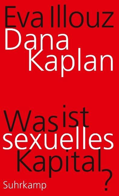 Buchcover: Sexuelles Kapital